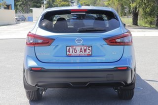 2020 Nissan Qashqai J11 Series 3 MY20 ST+ X-tronic Vivid Blue 1 Speed Constant Variable Wagon