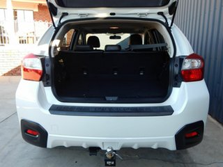 2013 Subaru XV G4X MY14 2.0i-S Lineartronic AWD White 6 Speed Constant Variable Wagon