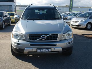 2011 Volvo XC90 P28 MY11 Executive Geartronic Silver 6 Speed Sports Automatic Wagon