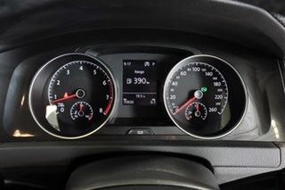 2017 Volkswagen Golf 7.5 MY17 110TSI DSG Trendline White 7 Speed Sports Automatic Dual Clutch