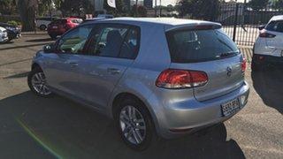 2012 Volkswagen Golf VI MY13 118TSI DSG Comfortline Billet Silver 7 Speed.