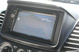 2013 Mitsubishi Triton MN MY13 GLX Double Cab Black 5 Speed Manual Utility