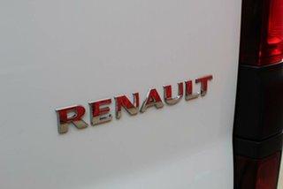 2018 Renault Trafic X82 MY17 SWB LOW (85kW) White 6 Speed Manual Van