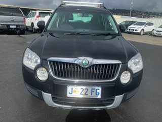 2013 Skoda Yeti 5L MY13 77TSI Black 6 Speed Manual Wagon