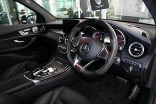 2019 Mercedes-Benz GLC-Class X253 800MY GLC63 AMG SPEEDSHIFT MCT 4MATIC+ S Red 9 Speed.