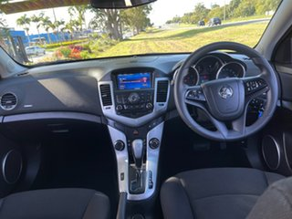 2014 Holden Cruze JH Series II MY14 Equipe White 6 Speed Sports Automatic Sedan