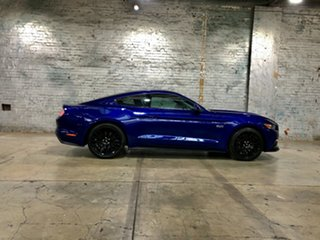 2016 Ford Mustang FM GT Fastback SelectShift Blue 6 Speed Sports Automatic Fastback
