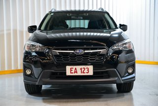 2019 Subaru XV G5X MY20 2.0i Lineartronic AWD Black 7 Speed Constant Variable Wagon