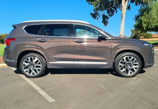 2021 Hyundai Santa Fe Tm.v3 MY21 Highlander DCT Taiga Brown 8 Speed Sports Automatic Dual Clutch.