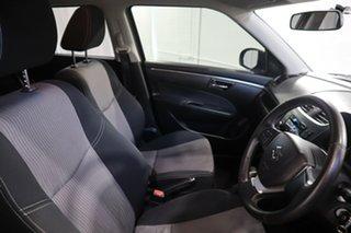 2013 Suzuki Swift FZ RE2 Red/Black 4 Speed Automatic Hatchback