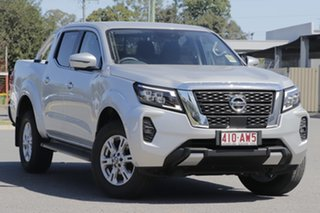 2021 Nissan Navara D23 MY21 ST 4x2 Brilliant Silver 7 Speed Sports Automatic Utility