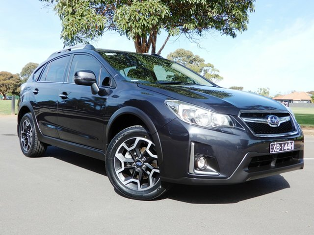 Used Subaru XV G4X MY17 2.0i-S Lineartronic AWD Glenelg, 2016 Subaru XV G4X MY17 2.0i-S Lineartronic AWD Grey 6 Speed Constant Variable Wagon