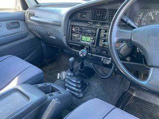 1991 Toyota Landcruiser GXL (4x4) Red 5 Speed Manual 4x4 Wagon
