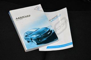 2012 Mazda 3 BL1072 SP20 SKYACTIV-Drive SKYACTIV Black 6 Speed Sports Automatic Sedan