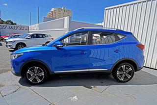 2020 MG ZS AZS1 MY21 Essence 2WD Blue 6 Speed Automatic Wagon