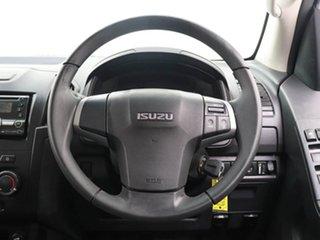 2014 Isuzu D-MAX TF MY14 SX (4x2) White 5 Speed Manual Cab Chassis