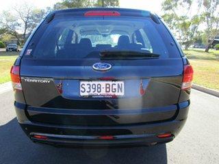 2014 Ford Territory SZ MK2 TX (RWD) Black 6 Speed Automatic Wagon