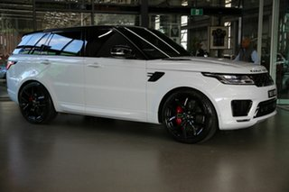 2019 Land Rover Range Rover Sport L494 19.5MY SDV8 HSE Dynamic White 8 Speed Sports Automatic Wagon