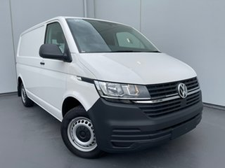 2020 Volkswagen Transporter T6.1 MY21 TDI340 SWB B4b4 7 Speed Auto Direct Shift Van.