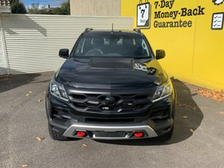 2018 Holden Special Vehicles Colorado RG MY19 SportsCat+ Pickup Crew Cab Black 6 Speed