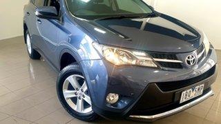 2014 Toyota RAV4 ZSA42R MY14 GXL 2WD Blue 6 Speed Manual Wagon.