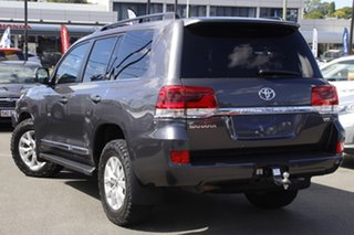 2016 Toyota Landcruiser VDJ200R Sahara Grey 6 Speed Sports Automatic Wagon.