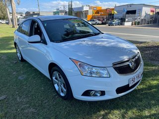 2014 Holden Cruze JH Series II MY14 Equipe 6 Speed Sports Automatic Sedan