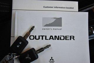 2019 Mitsubishi Outlander ZL MY19 ES 2WD ADAS Silver 6 Speed Constant Variable Wagon