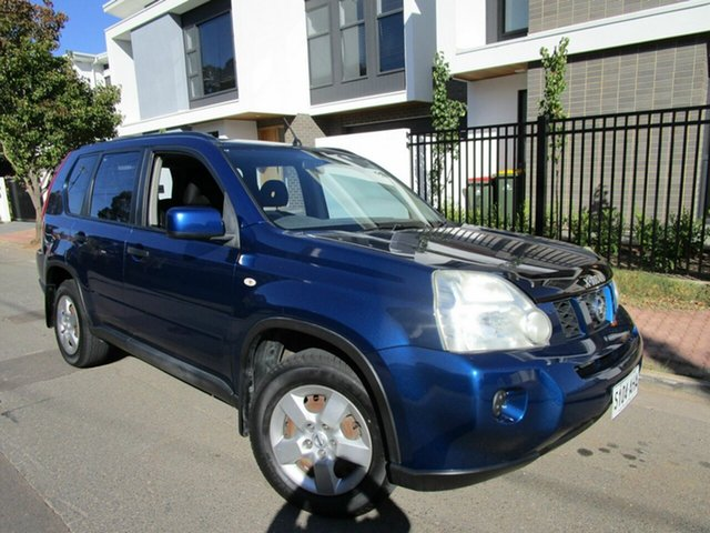 Used Nissan X-Trail T31 MY11 ST (4x4) Glenelg, 2010 Nissan X-Trail T31 MY11 ST (4x4) Blue 6 Speed CVT Auto Sequential Wagon