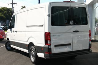 2021 Volkswagen Crafter SY1 MY21 35 MWB FWD TDI340 White 8 Speed Automatic Van.