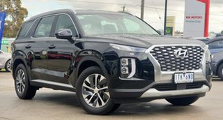 2020 Hyundai Palisade LX2.V1 MY21 AWD Timeless Black 8 Speed Sports Automatic Wagon.