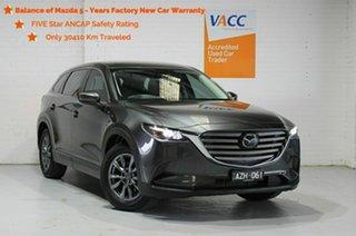 2019 Mazda CX-9 TC Sport SKYACTIV-Drive Grey 6 Speed Sports Automatic Wagon.