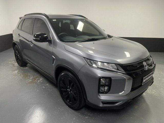 Used Mitsubishi ASX XD MY20 GSR 2WD Hamilton, 2019 Mitsubishi ASX XD MY20 GSR 2WD Grey 6 Speed Constant Variable Wagon