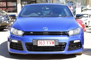 2013 Volkswagen Scirocco 1S MY14 R Coupe DSG Blue 6 Speed Sports Automatic Dual Clutch Hatchback