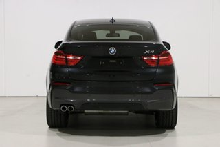 2017 BMW X4 F26 MY16 xDrive 35D Sapphire Black 8 Speed Automatic Coupe