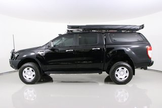 2018 Ford Ranger PX MkII MY18 XLT 3.2 (4x4) Black 6 Speed Automatic Double Cab Pick Up
