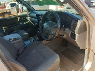 2000 Toyota Landcruiser Silver 4 Speed Automatic Wagon.