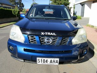 2010 Nissan X-Trail T31 MY11 ST (4x4) Blue 6 Speed CVT Auto Sequential Wagon