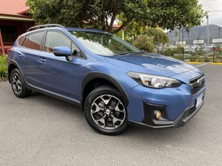 2017 Subaru XV G4X MY17 2.0i-L Lineartronic AWD Blue 6 Speed Constant Variable Wagon.