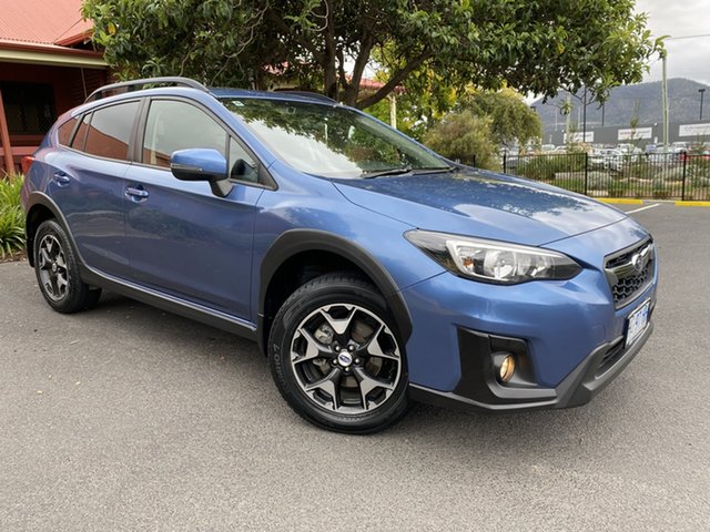 Used Subaru XV G4X MY17 2.0i-L Lineartronic AWD Glenorchy, 2017 Subaru XV G4X MY17 2.0i-L Lineartronic AWD Blue 6 Speed Constant Variable Wagon