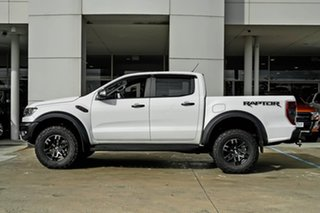 2019 Ford Ranger PX MkIII Raptor White Sports Automatic Utility.