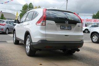 2012 Honda CR-V 30 VTi-S (4x4) White 5 Speed Automatic Wagon