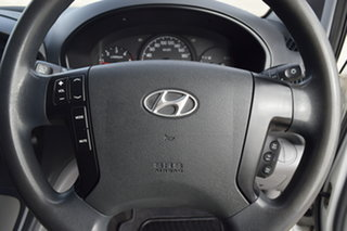 2014 Hyundai iLOAD TQ2-V MY14 Crew Cab White 5 Speed Automatic Van.