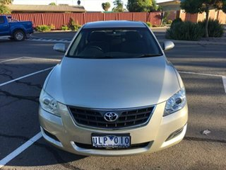 2006 Toyota Aurion GSV40R AT-X Silver 6 Speed Sports Automatic Sedan.