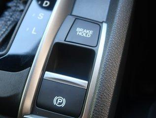 2020 Honda Civic 10th Gen MY20 VTi-L Grey 1 Speed Constant Variable Sedan