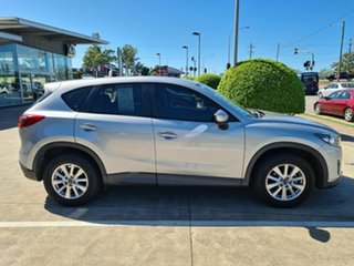 2015 Mazda CX-5 KE1032 Maxx SKYACTIV-Drive AWD Sport Silver 6 Speed Sports Automatic Wagon