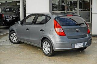 2009 Hyundai i30 FD MY09 SX Silver 5 Speed Manual Hatchback.