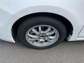 2012 Toyota Prius v ZVW40R I-Tech White 1 Speed Constant Variable Wagon Hybrid.