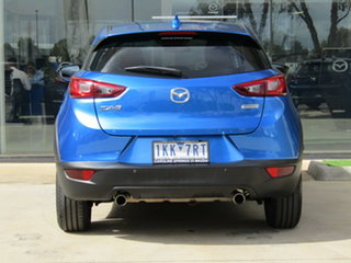 2017 Mazda CX-3 DK2W7A Maxx SKYACTIV-Drive Blue 6 Speed Sports Automatic Wagon