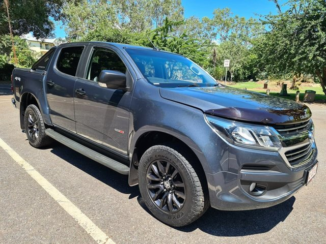 Used Holden Colorado RG MY20 LTZ Pickup Crew Cab Stuart Park, 2019 Holden Colorado RG MY20 LTZ Pickup Crew Cab Grey 6 Speed Sports Automatic Utility